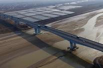 黃河內蒙古段開河