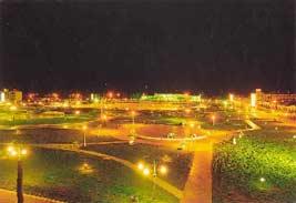 東勝區夜景