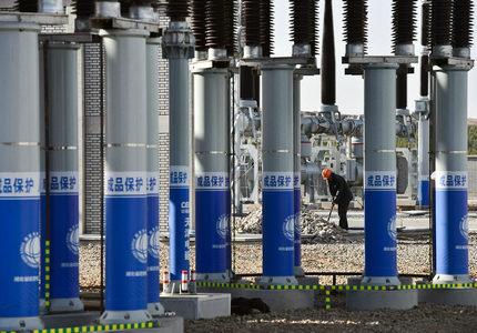 内蒙古锡盟—山东1000千伏特高压交流输变电工程建设进入尾声
