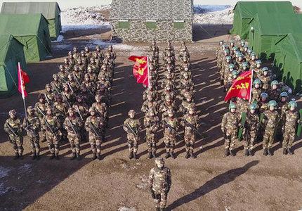 """""""紅藍對抗""""提升部隊實戰能力"""