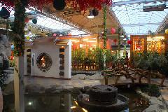 蒙清園林生態酒店