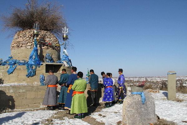 敖包文化之鄉