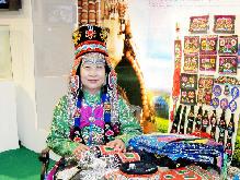 非物質文化遺産傳承人——浪騰蘇布德