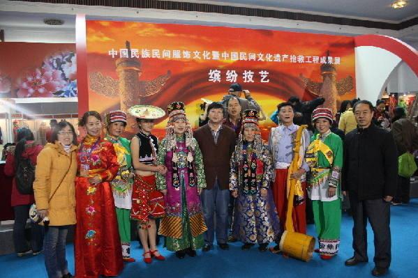 非物質文化遺産傳承人——斯慶巴拉木