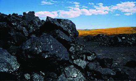 煤炭實物圖