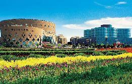 康巴什區:讓城市精致優雅