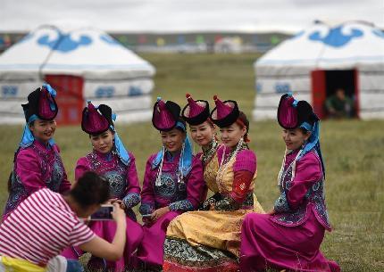壯美亮麗內蒙古丨融入現代生活的那達慕