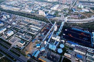 錦界煤礦工業園區