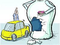 """""""碰瓷""""團夥盯酒駕司機 制造事故敲詐勒索被打掉"""