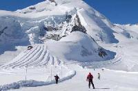北京冬奧場地迎首場比賽