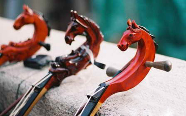 文藝范丨世界的馬頭琴