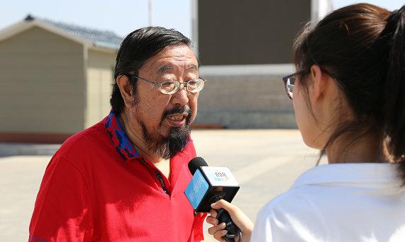 """王新民:內蒙古民族電影發展需要""""兵分兩路"""""""