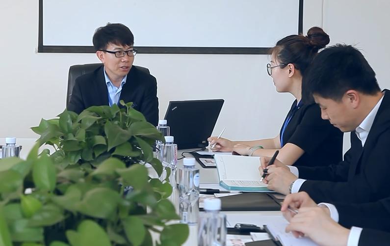 """王大林:為內蒙古""""智慧社會""""貢獻力量"""