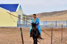 新型家庭牧场带来的幸福生活