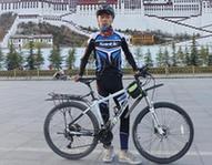 27天騎行2151公裏 內蒙古小夥用單車丈量川藏風景線