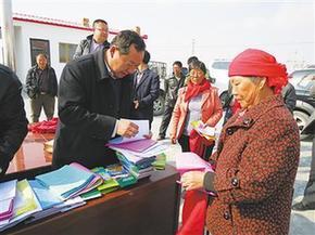 """内蒙古自治区嘎查村(社区)""""两委""""换届选举全面展开"""