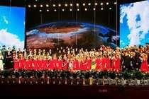 世界五大洲396名合唱演员齐聚呼和浩特