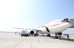 内蒙古实现直飞洲际航线零的突破