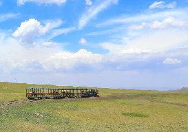 乌兰察布挖掘特色资源 推动文化旅游融合发展