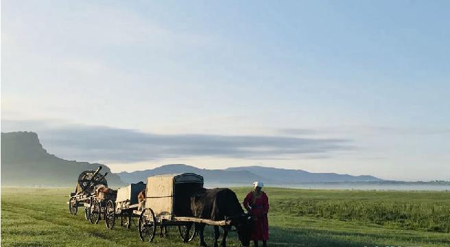 美丽新边疆:内蒙古草原美景正当时