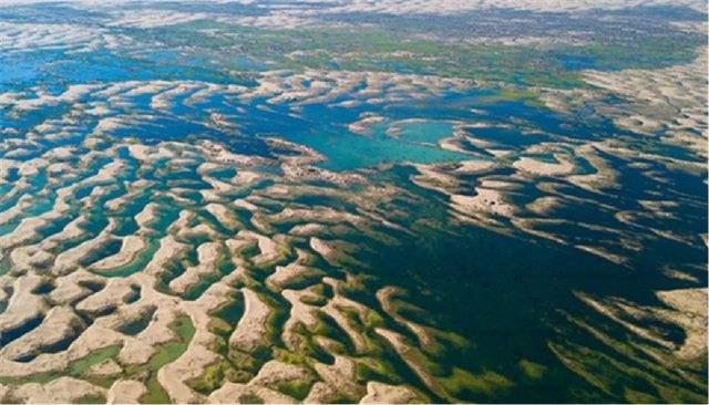 你知道庫布其沙漠嗎?