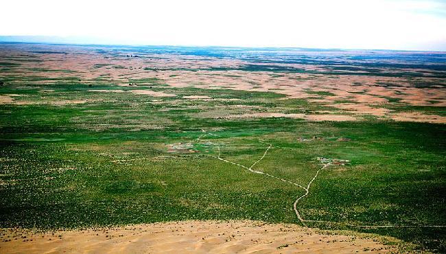 内蒙古库布其沙漠治理经验