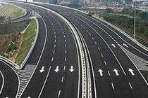 呼和浩特市強力推進重點公路項目建設