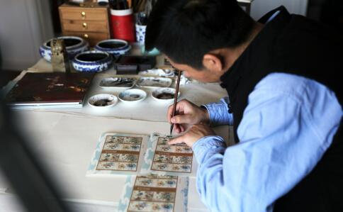 從郵票設計到電影人物設計