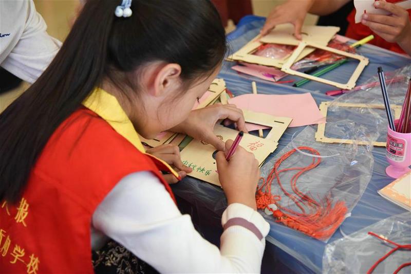 內蒙古博物院舉辦中秋係列活動