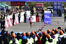 2019內蒙古哈素海草原馬拉松賽激情開賽