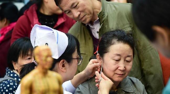 世界傳統醫藥日:體驗中醫文化