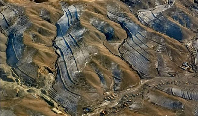 內蒙古:冬日田園美如版畫