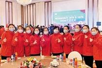 內蒙古首批馳援湖北醫護人員結束休整踏上歸程