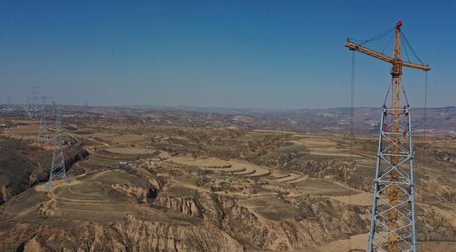 內蒙古:輸電動脈復工忙
