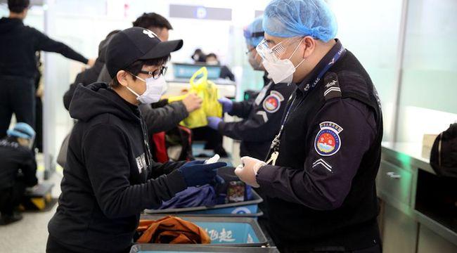 入境人員解除隔離返京過程全記錄