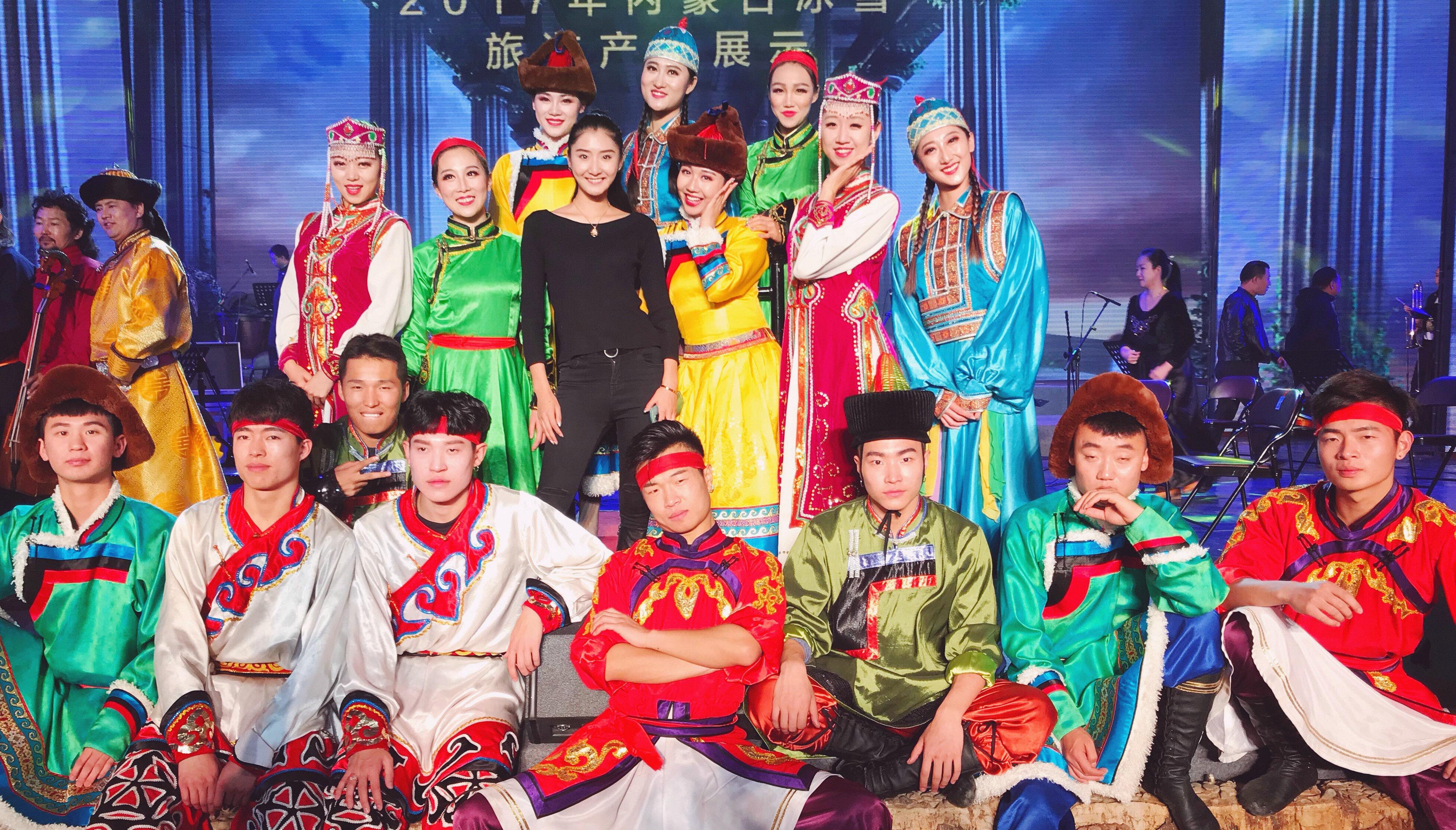 傳播民族文化是青年舞者義不容辭的責任