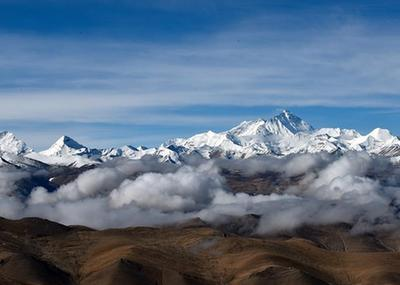 珠峰自然保護區掠影