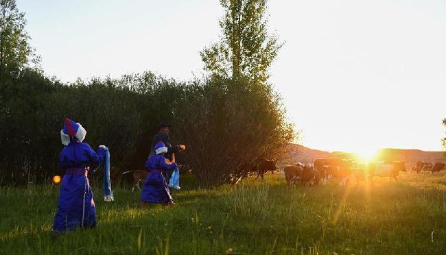 草原上的遊牧遷徙:水草豐美那畔行