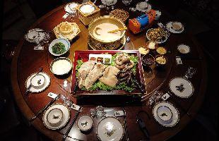 """中國食譜中的內蒙古""""硬菜"""""""