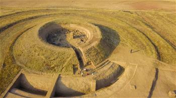 內蒙古發掘1500多年前的北魏皇帝祭天遺址