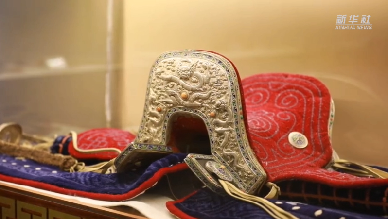 非遺文化丨蒙古族銀器