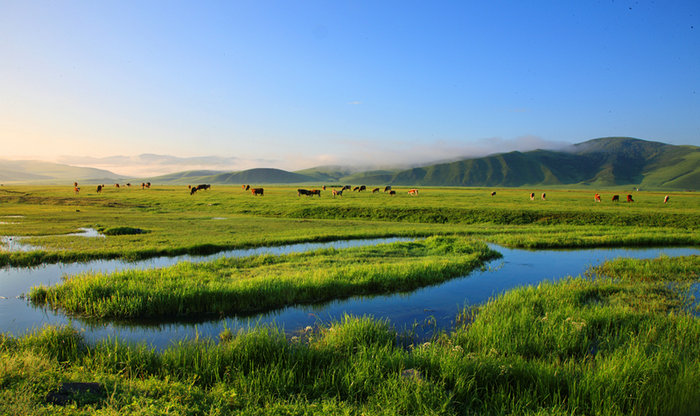 """以水為筆描繪美麗興安——內蒙古興安盟""""十三五""""水生態文明建設綜述"""