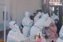 扎賚諾爾:疫情防控在路上
