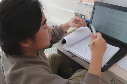 國際殘疾人日|輪椅上的文學少年