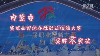 內蒙古實現全國綜合性職業技能大賽獎牌零突破