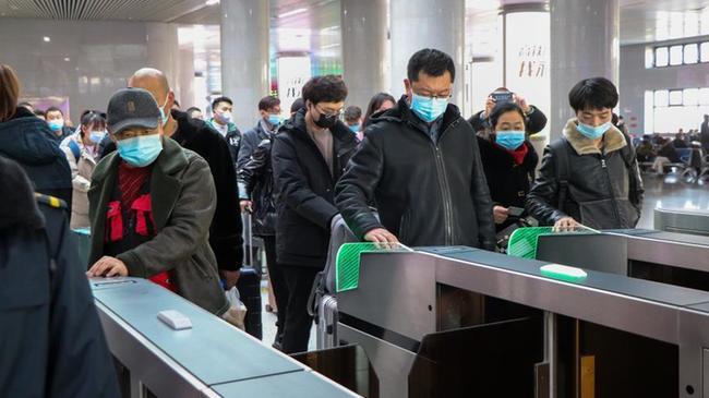 包頭與鄭州間首開動車組列車