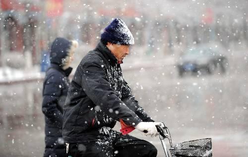 內蒙古將迎來一次大范圍雨雪降溫天氣