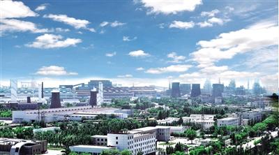 包頭工業基地讓內蒙古挺起鋼鐵脊梁