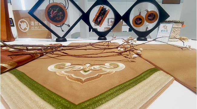 內蒙古亮相第十七屆中國(深圳) 國際文化産業博覽交易會