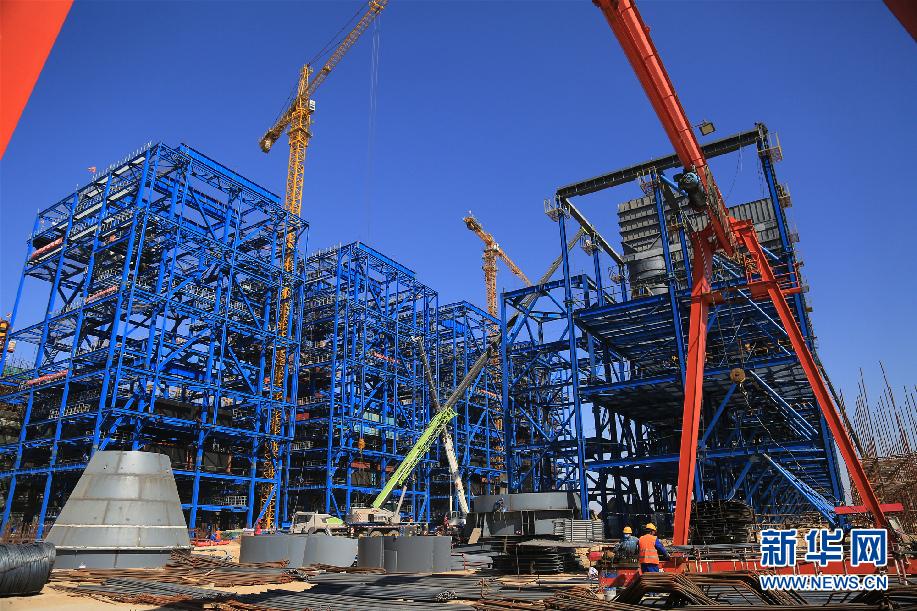 """呼倫貝爾市重點項目建設""""加速跑"""""""